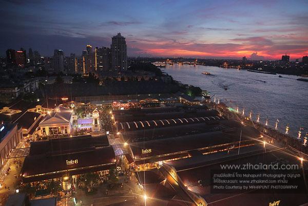 Asiatique เอเชียทีค Bangkok
