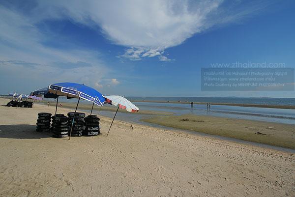 หาดบางแสน ชลบุรี