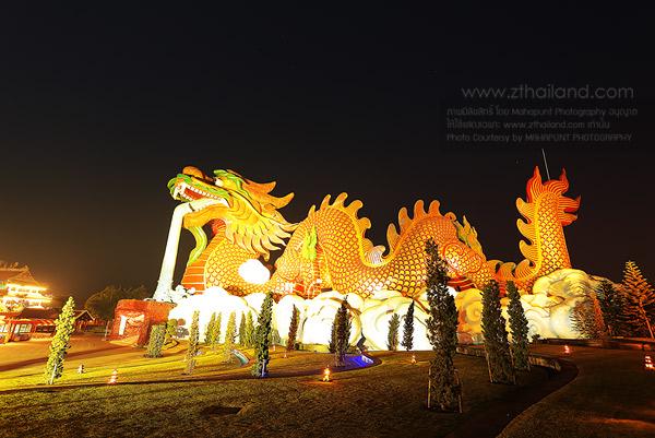 พิพิธภัณฑ์ลูกหลานพันธุ์มังกร และศาลเจ้าพ่อหลักเมือง สุพรรณบุรี