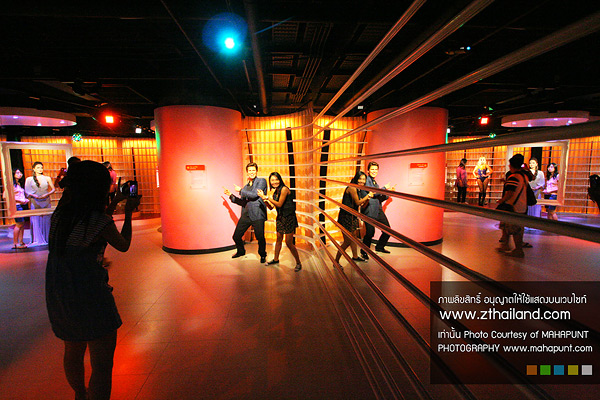Madame Tussauds Bangkok พิพิธภัณฑ์มาดามทุสโซ