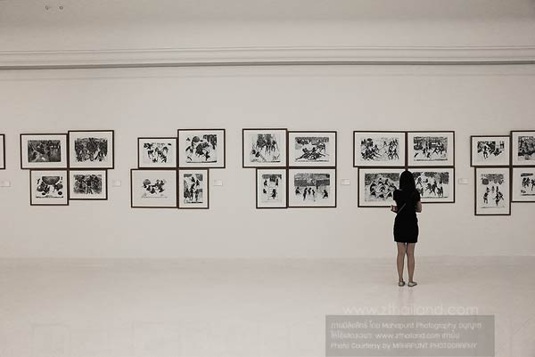 MOCA : Museum of Contemporary Art กรุงเทพฯ