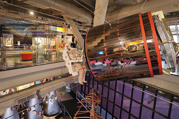 พิพิธภัณฑ์วิทยาศาสตร์ ปทุมธานี คลองห้า