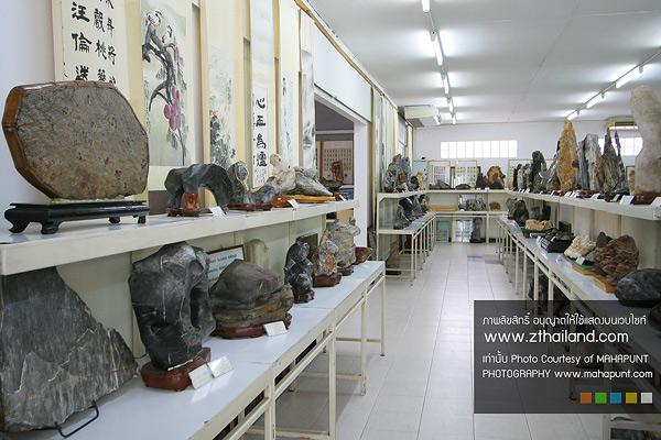 พิพิธภัณฑ์หินแปลก