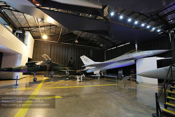 พิพิธภัณฑ์กองทัพอากาศ กรุงเทพฯ