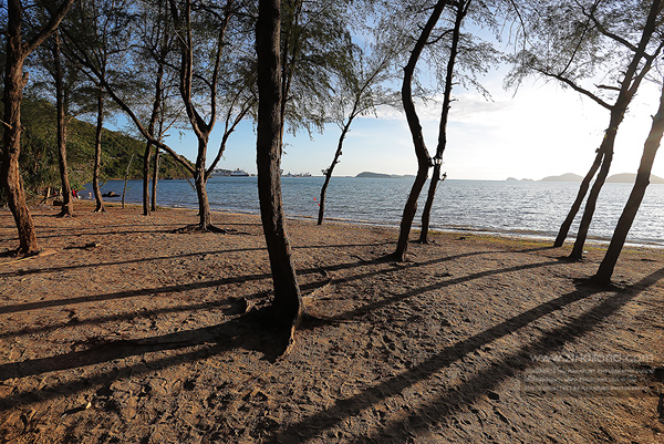 Tien Talay Beach Sattahip Chonburi 01