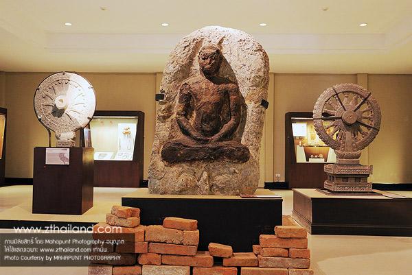 พิพิธภัณฑสถานแห่งชาติ อู่ทอง สุพรรณบุรี