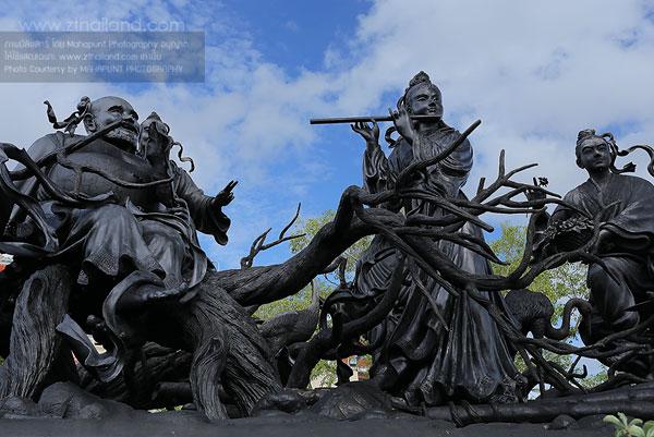 วิหารเซียน เอนกกุศลศาลา ชลบุรี