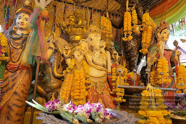 วัดท่าการ้องและตลาดน้ำกรุงเก่า อยุธยา Wat Tha Ka Rong