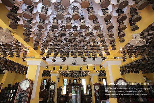พิพิธภัณฑ์ตะเกียง (พิพิธภัณฑ์อยู่สุขสุวรรณ์) ปราจีนบรี