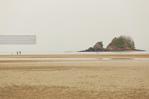 หาดคอกวาง เกาะลันตา กระบี่