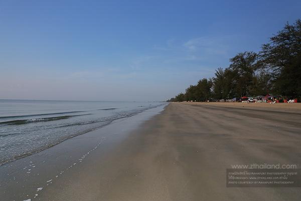 หาดวนกร ประจวบคีรีขันธ์