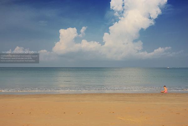 หาดคลองดาว เกาะลันตา กระบี่