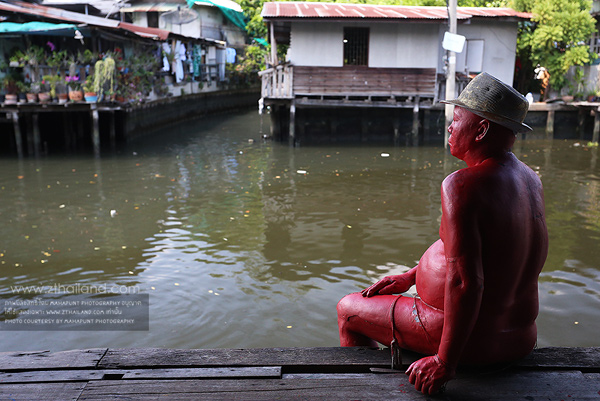 บ้านศิลปิน และตลาดน้ำคลองบางหลวง กรุงเทพฯ