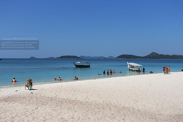 เกาะแสมสาร สัตหีบ ชลบุรี