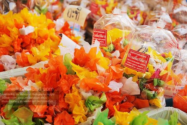 ตลาดหนองมน ชลบุรี