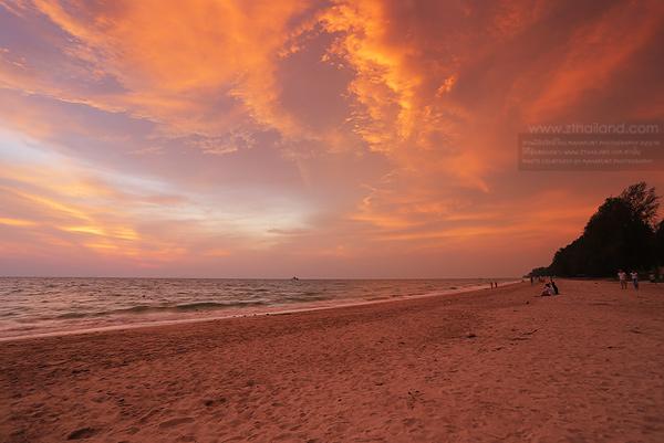 หาดพระแอะ (หาดลองบีช) เกาะลันตา กระบี่