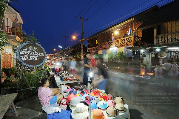 ถนนคนเดิน ตลาด 200 ปี ปราณบุรี (ถนนคนเดินปราณบุรี) ปราณบุรี ประจวบฯ