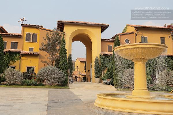 Primo Piazza เขาใหญ่ นครราชสีมา
