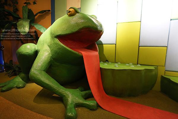 Rubberland พิพิธภัณฑ์ยางพารา (乐博橡胶馆) พัทยา