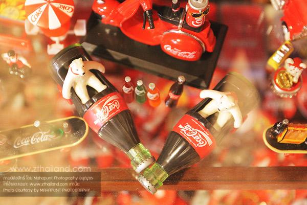 ตลาดสามชุก สุพรรณบุรี บ้านโค้ก Baan Coke