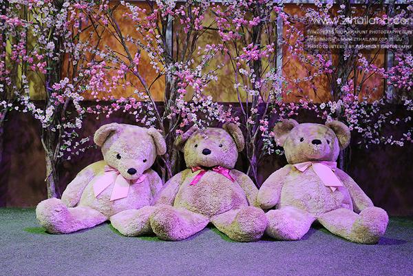 พิพิธภัณฑ์ตุ๊กตาหมี Teddy Island : Teddy Bear Museum พัทยา