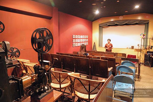 หอภาพยนตร์ (พิพิธภัณฑ์ภาพยนตร์ไทย) นครปฐม