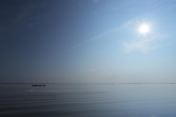 ทะเลน้อย (อุทยานนกน้ำทะเลน้อย) พัทลุง