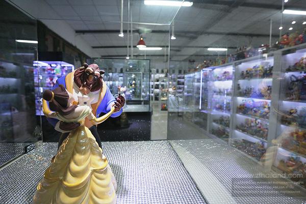 พิพิธภัณฑ์ของเล่น Tooney Venue (Toy Museum) นนทบุรี